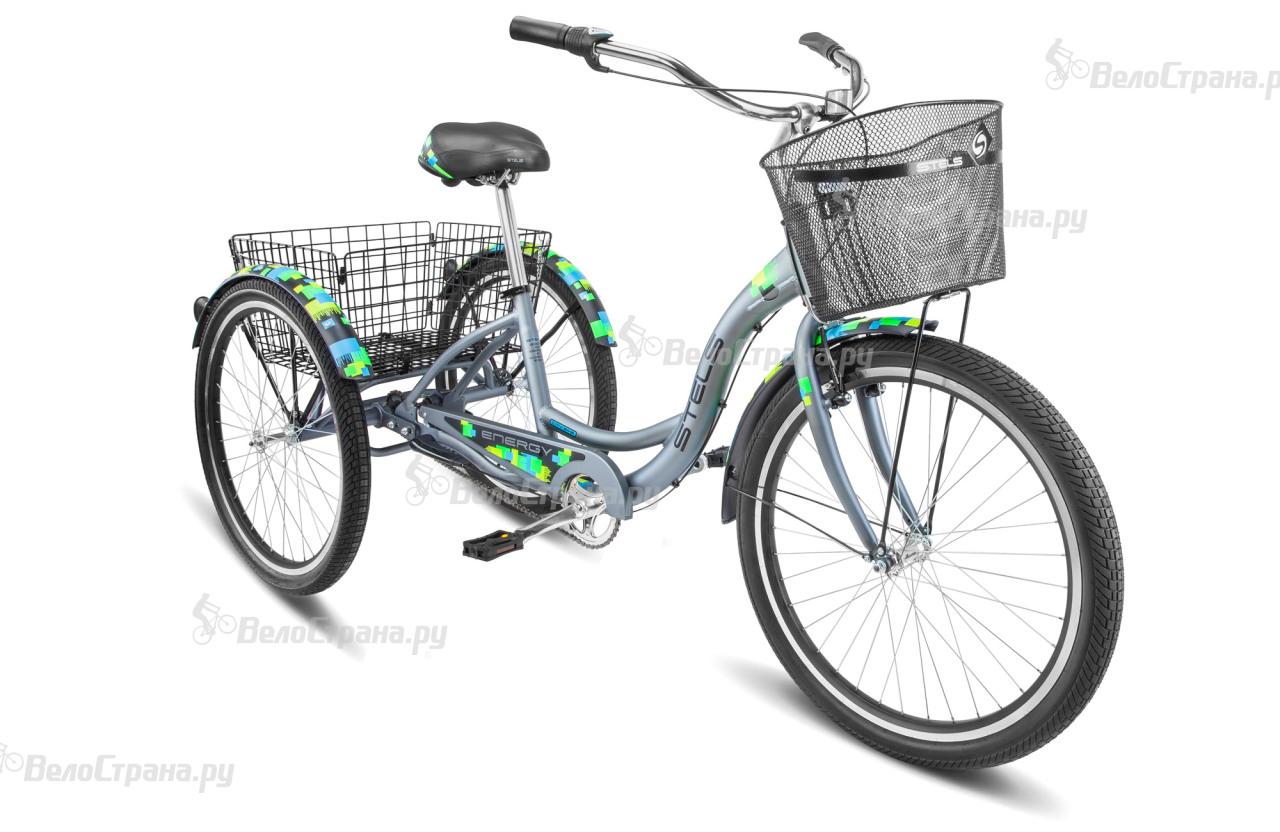 Велосипед Stels Energy III V030 (2018)