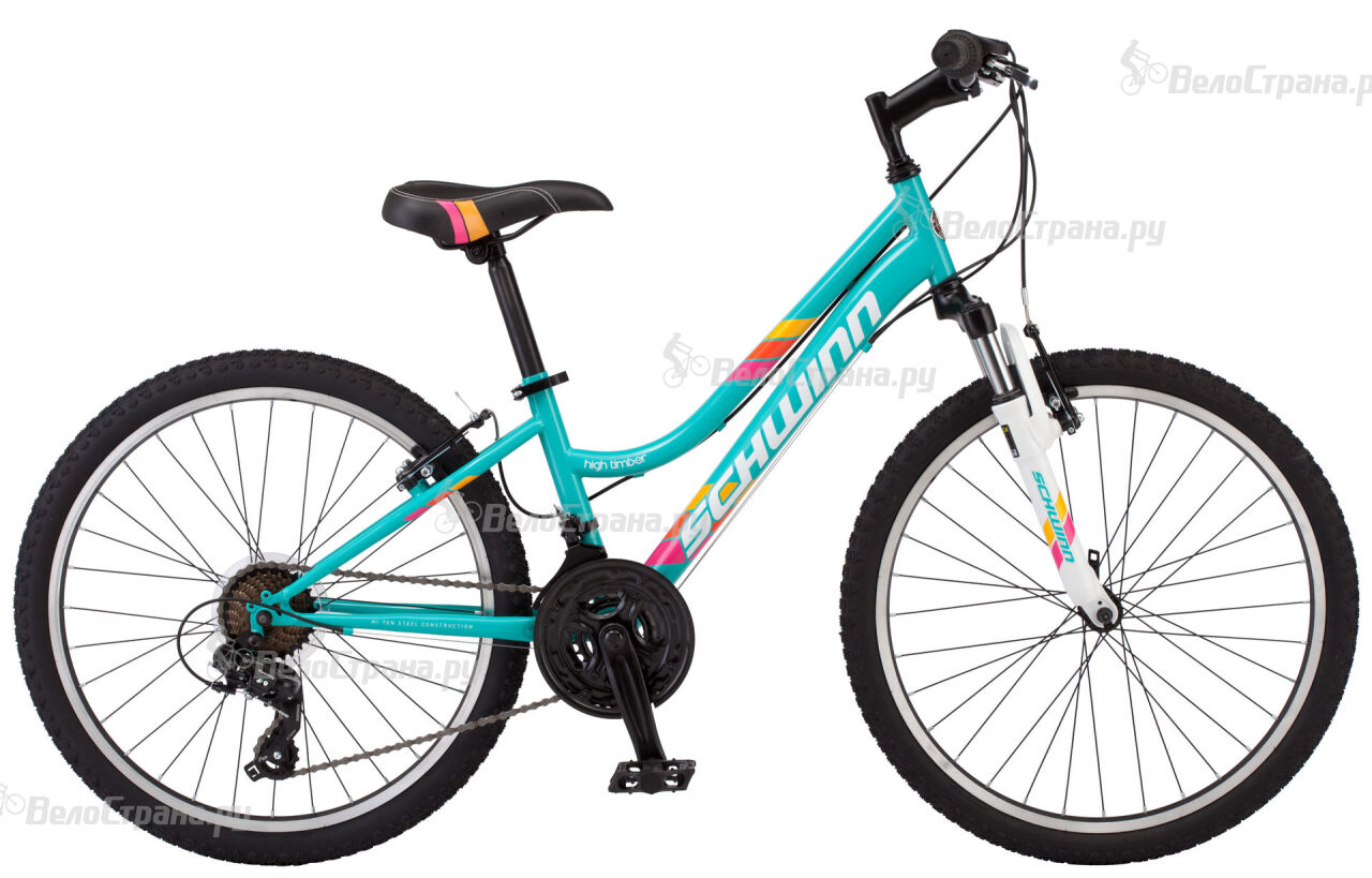 Велосипед Schwinn HIGH TIMBER 24 GIRL (2018) велосипед schwinn tornado 2015