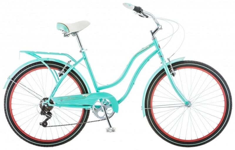 Купить Женский велосипед Schwinn PERLA 7 (2018)