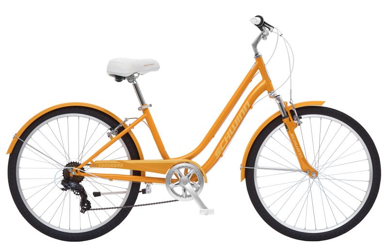Купить Женский велосипед Schwinn SUBURBAN WOMEN (2018)