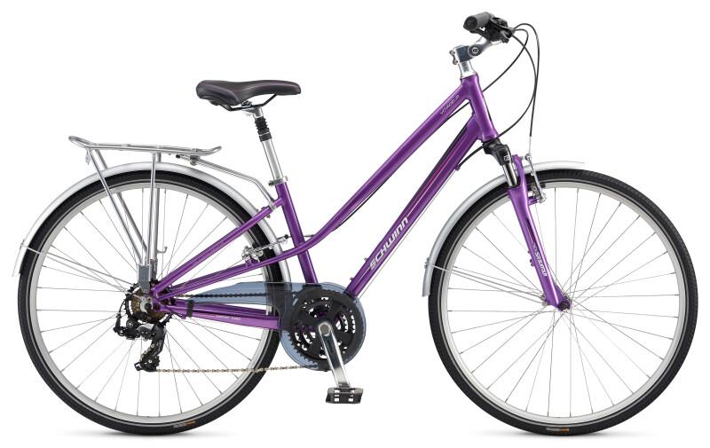 Женский велосипед Schwinn VOYAGEUR commute women (2018)  - купить со скидкой