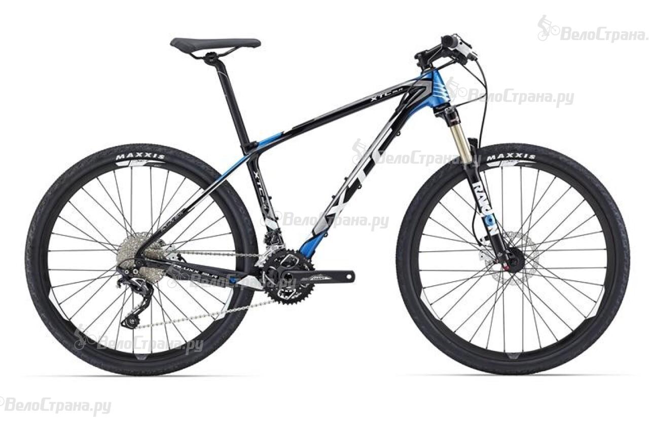 Велосипед Giant XTC SLR 27.5 4 (2016) велосипед giant xtc 7 2014