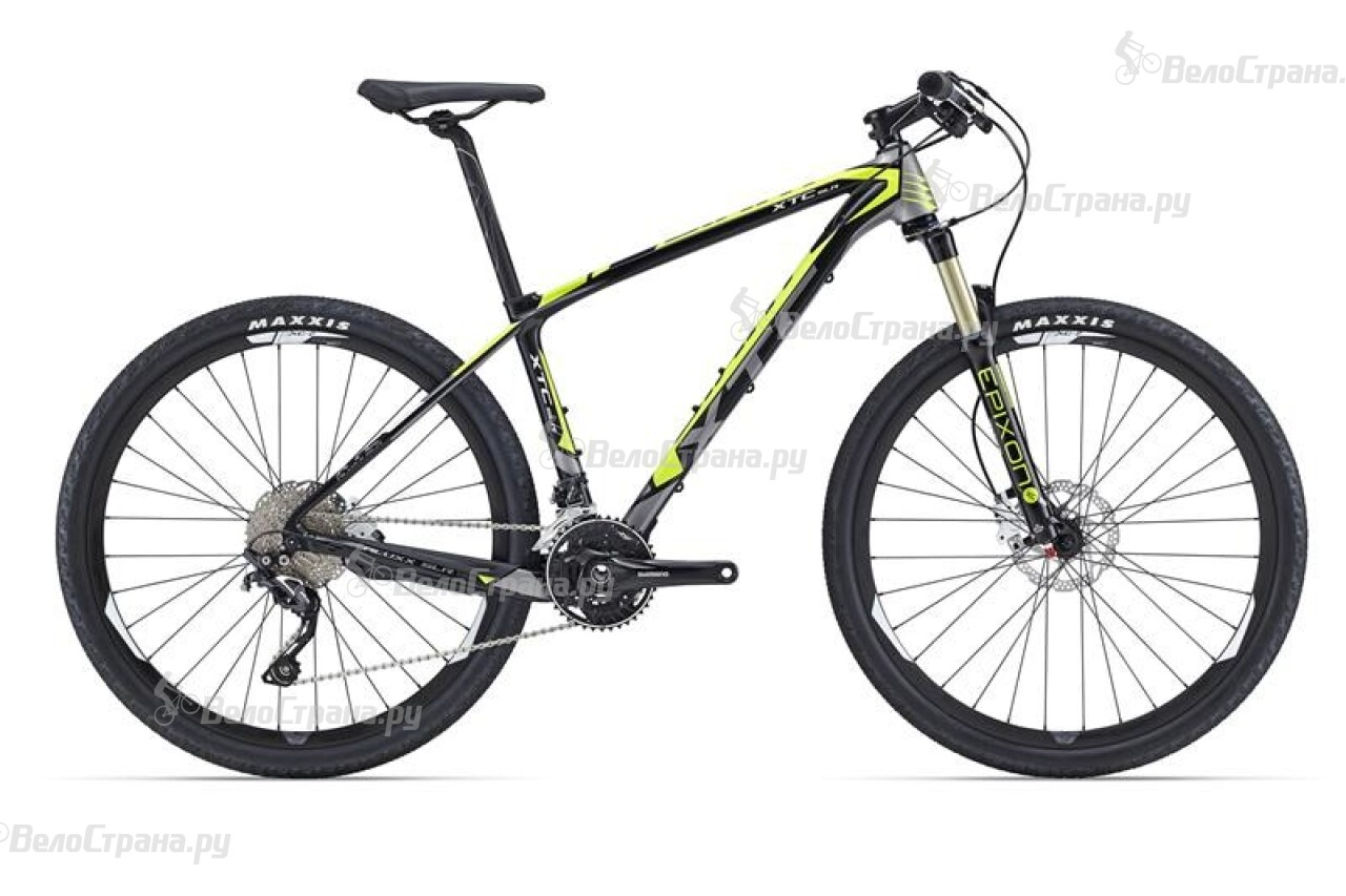 Велосипед Giant XTC SLR 27.5 3 (2016)