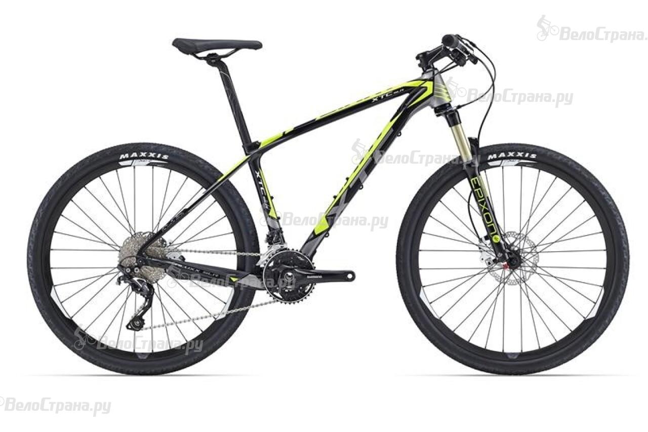 цены  Велосипед Giant XTC SLR 27.5 3 (2016)