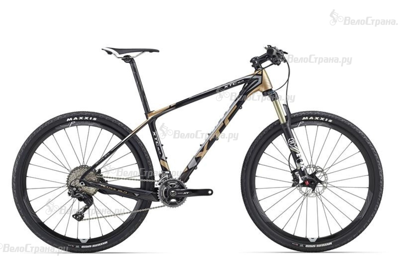 Велосипед Giant XTC SLR 27.5 1 PLUS (2016)
