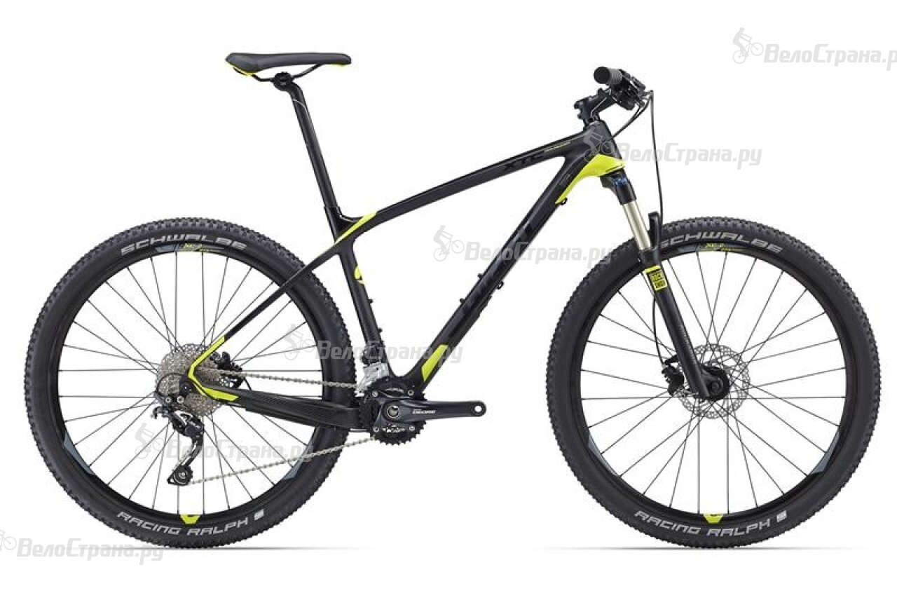 Велосипед Giant XTC Advanced 27.5 3 (2016)