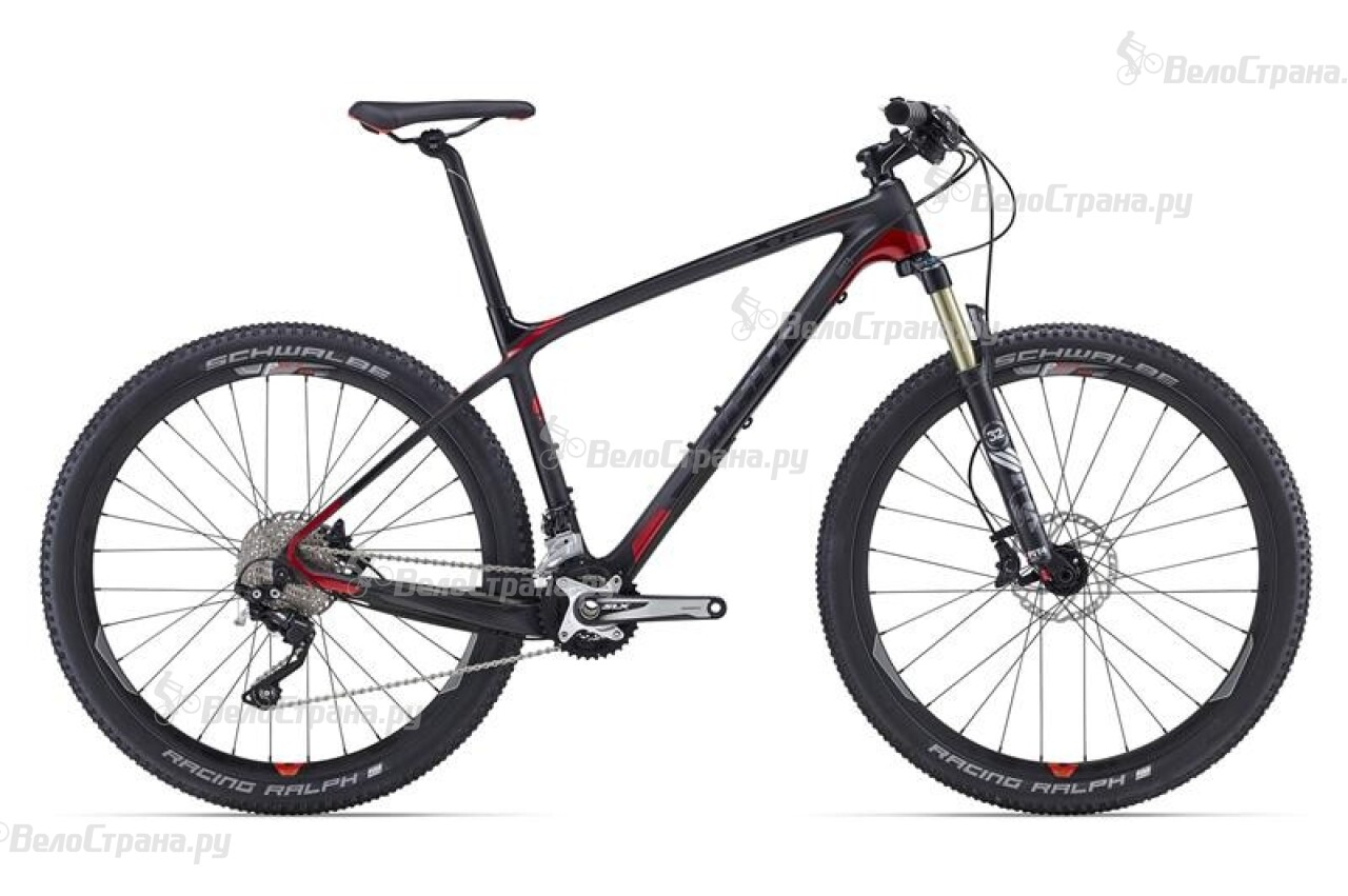 Велосипед Giant XTC Advanced 27.5 2 (2016) велосипед giant xtc 7 2014