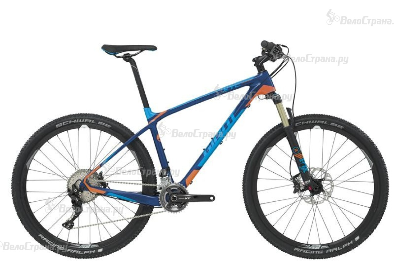 Велосипед Giant XTC Advanced 27.5 1.5 LTD (2016) giant xtc advanced 27 5 2 2016