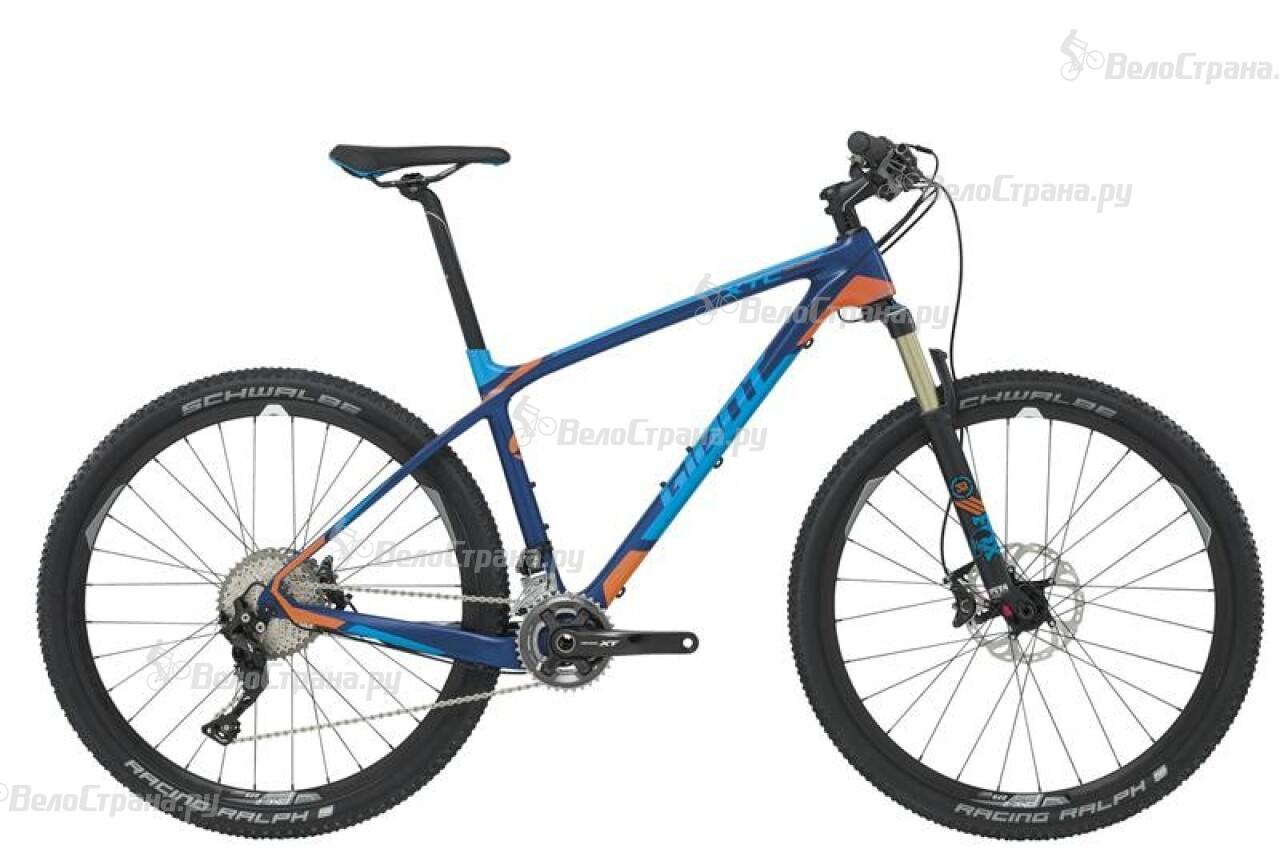 Велосипед Giant XTC Advanced 27.5 1.5 LTD (2016)  велосипед giant xtc advanced 29er 2 ltd 2015