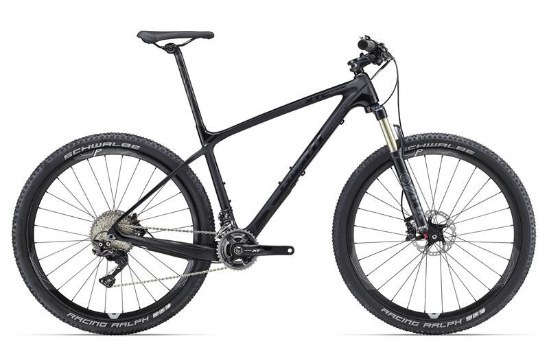 Купить Горный велосипед Giant XTC Advanced 27.5 1 (2016)