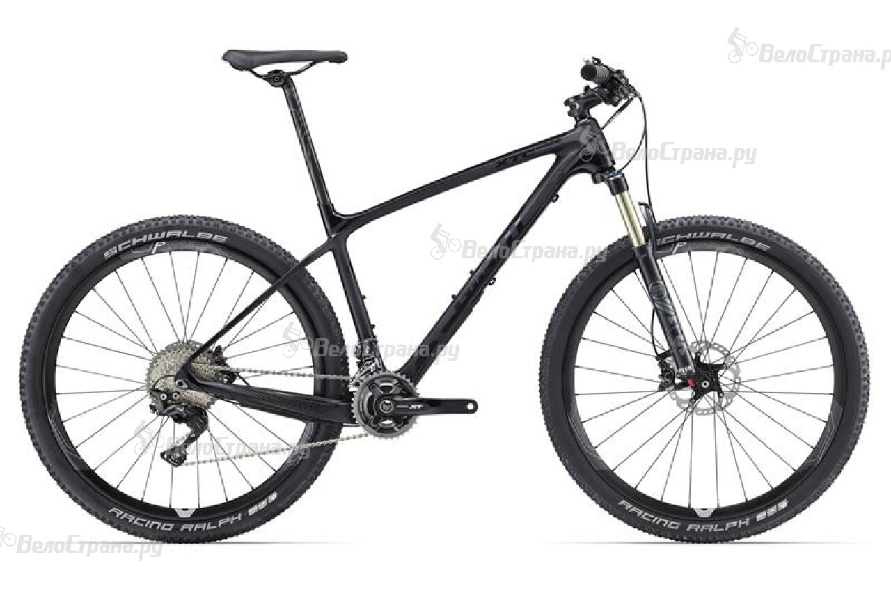 Велосипед Giant XTC Advanced 27.5 1 (2016) велосипед giant xtc 7 2014