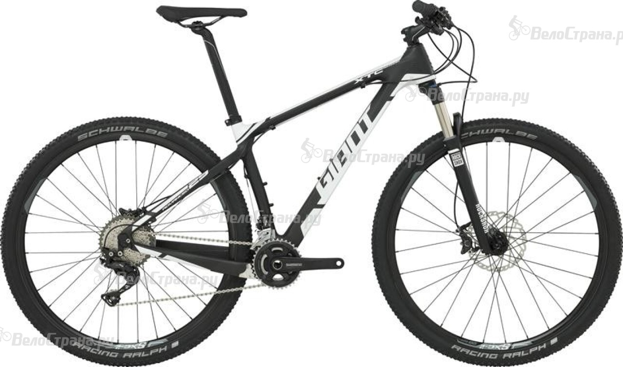 Велосипед Giant XTC Advanced 29er 2 LTD (2016) giant xtc advanced 27 5 2 2016