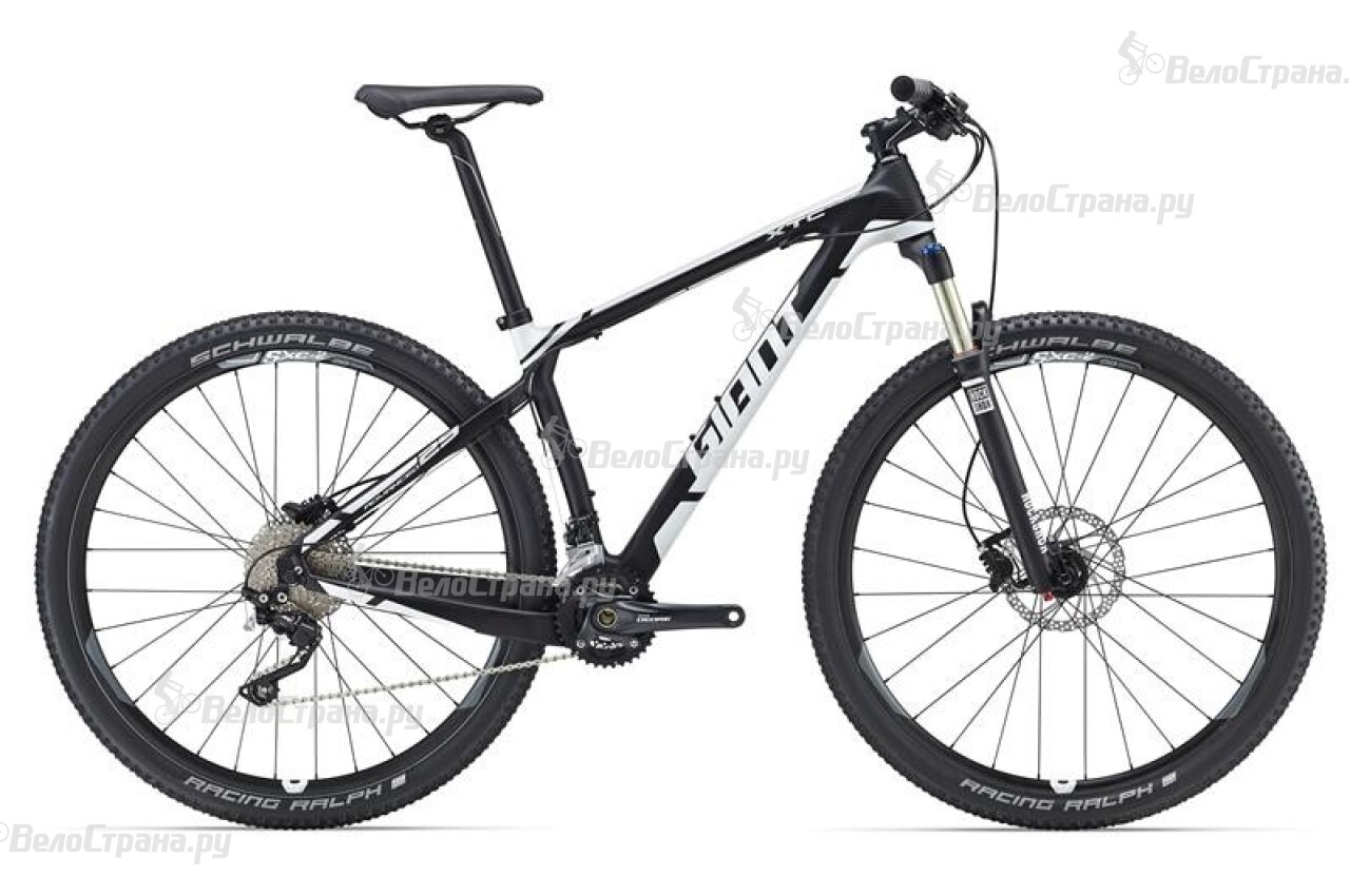 Велосипед Giant XTC Advanced 29er 2 (2016) giant xtc advanced 27 5 2 2016