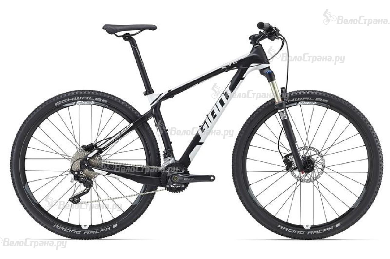Велосипед Giant XTC Advanced 29er 2 (2016)  велосипед giant xtc advanced 29er 2 ltd 2015