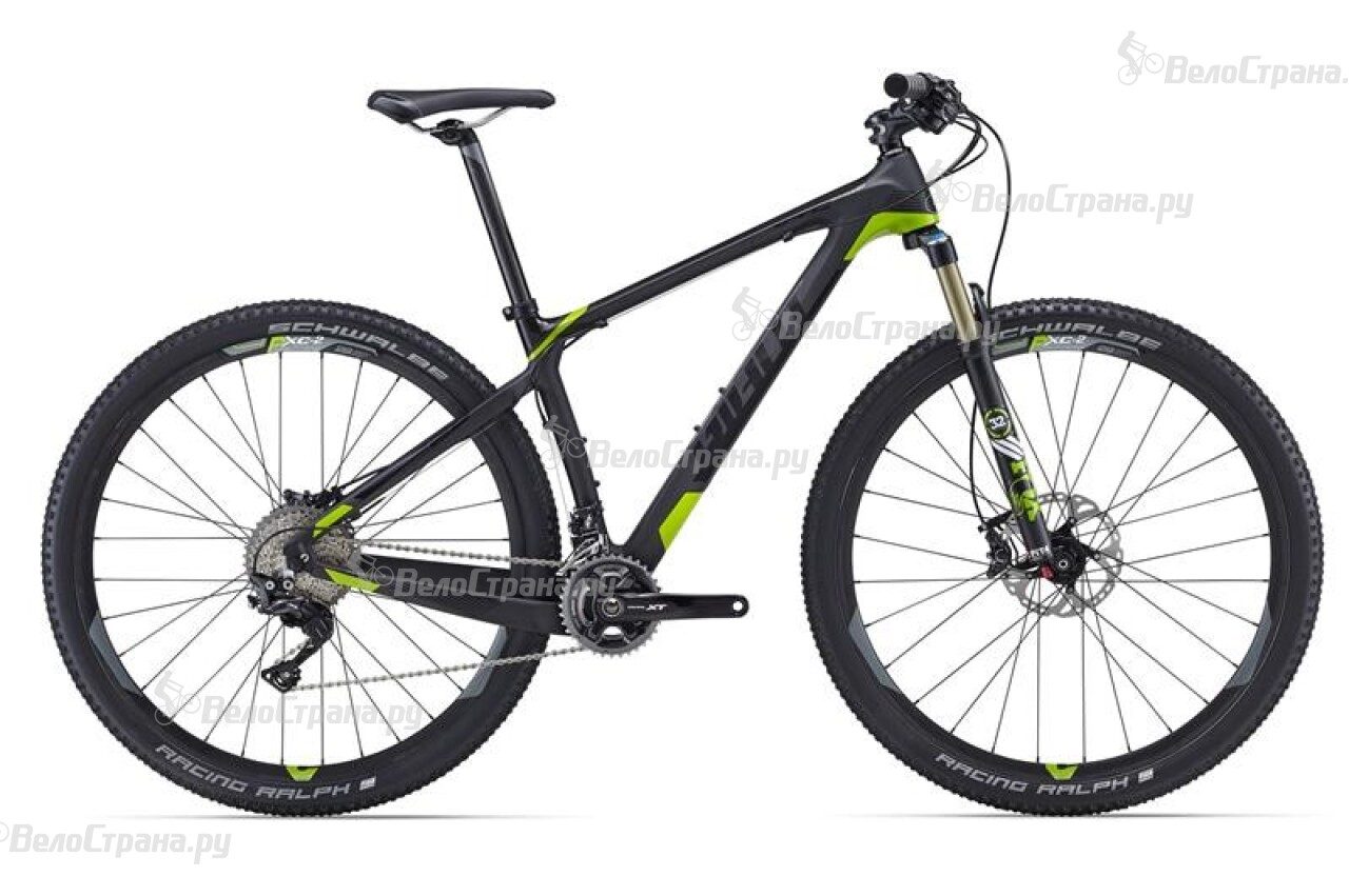 Велосипед Giant XTC Advanced 29er 1 (2016)