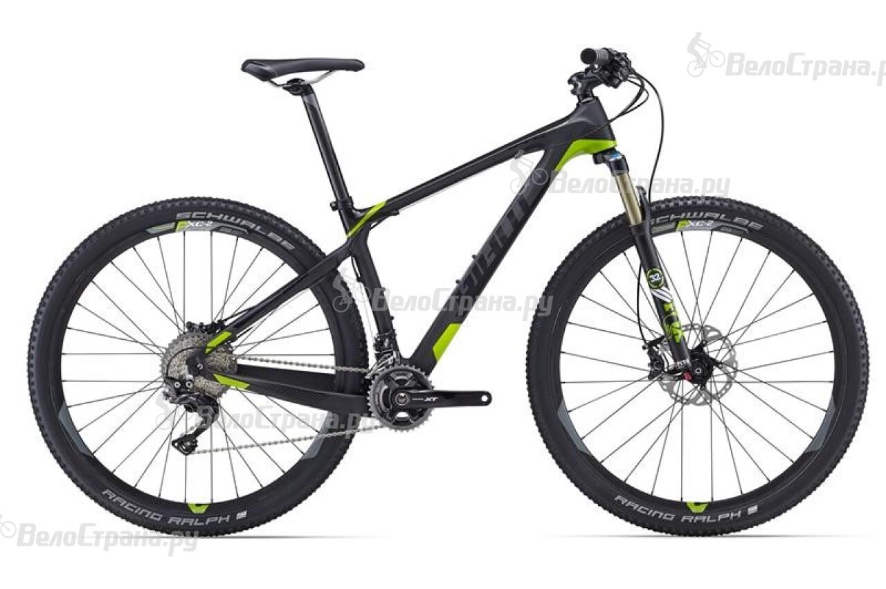 Велосипед Giant XTC Advanced 29er 1 (2016)  велосипед giant xtc advanced 29er 2 ltd 2015