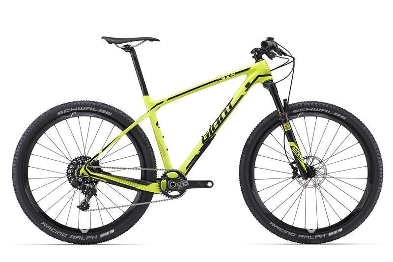 Купить Горный велосипед Giant XtC Advanced SL 27.5 1 (2016)