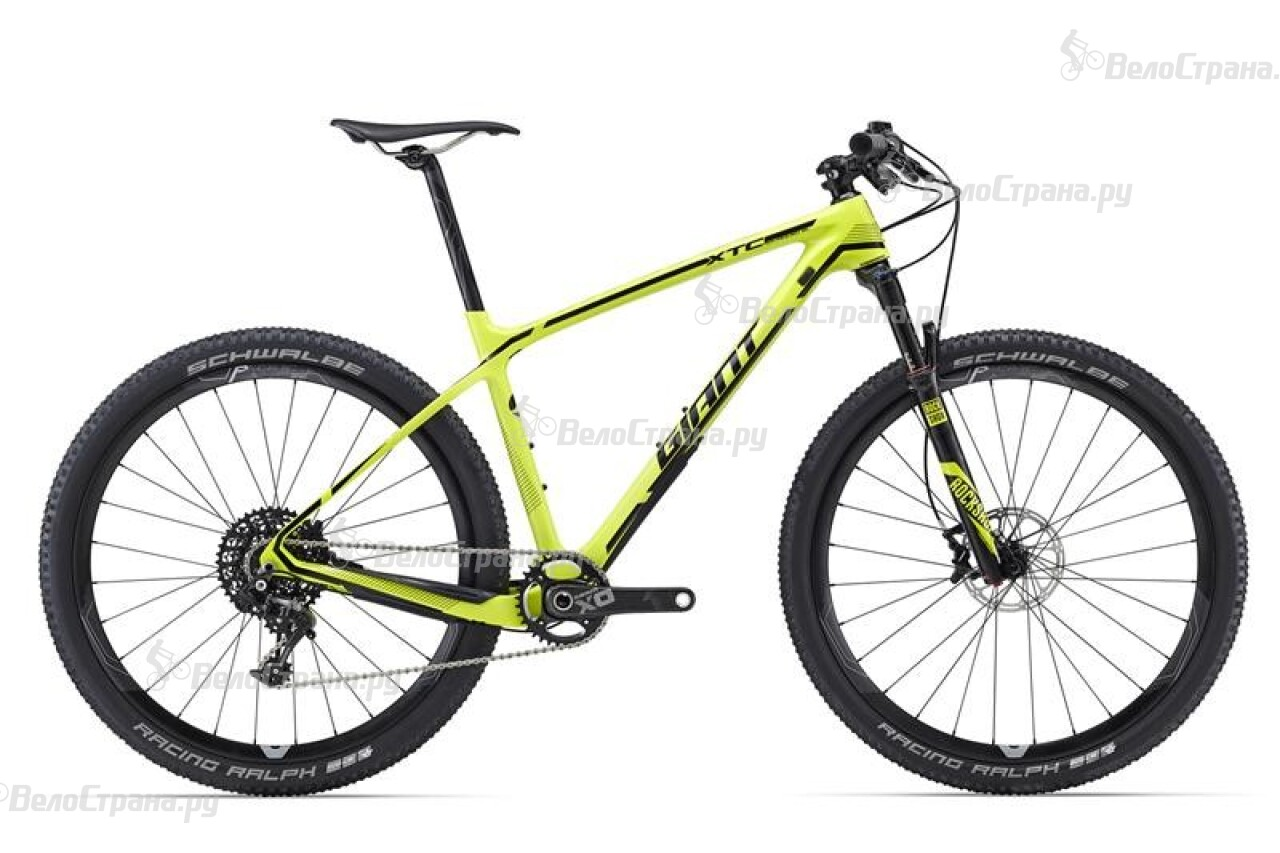 Велосипед Giant XtC Advanced SL 27.5 1 (2016) giant xtc advanced 27 5 2 2016