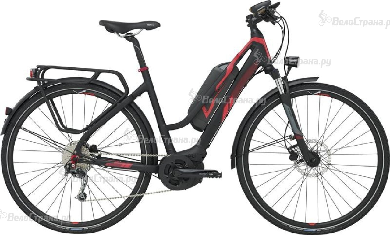 Велосипед Giant Explore E+ 1 STA (2016)