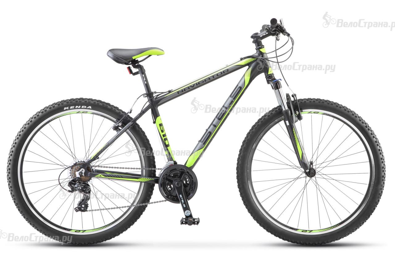Велосипед Stels Navigator 610 V 27.5 V030 (2018) велосипед stels navigator 610 md 27 5 v030 2017