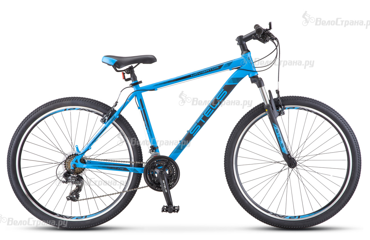 Велосипед Stels Navigator 700 V 27,5 V010 (2018) велосипед stels navigator 700 2016
