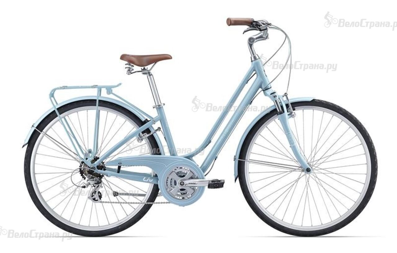 Велосипед Giant Flourish FS 2 (2016)