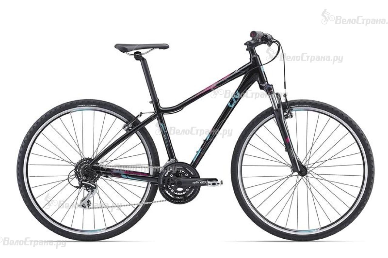 Велосипед Giant Rove 3 DD (2016) the unhappy giant level 3