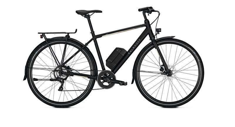 Купить Электровелосипед Kalkhoff Durban Move G8 (2018)