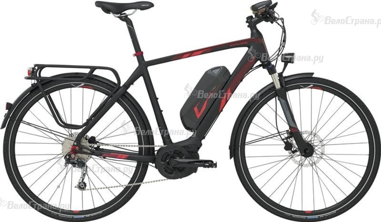 Велосипед Giant Explore E+ 1 GTS (2016)