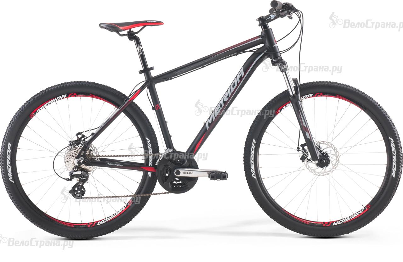 Велосипед Merida BIG.SEVEN 15-MD (2018)