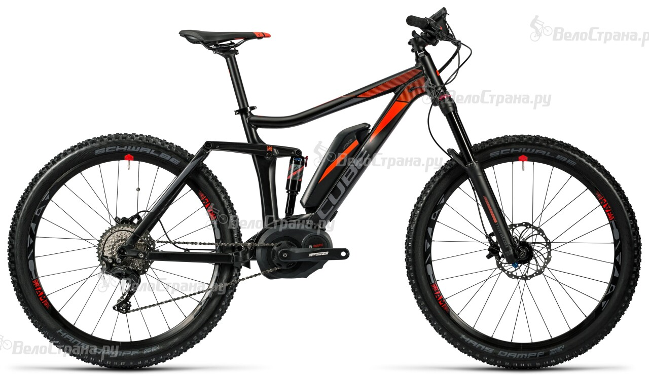 Велосипед Cube STEREO HYBRID 140 HPA PRO 500 27.5 (2016) велосипед cube aerium hpa pro 2016