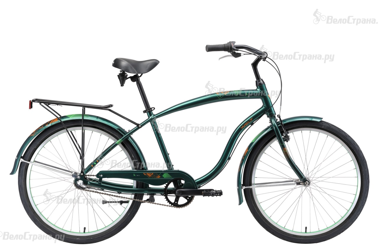 Велосипед Welt King Al 3 (2018)