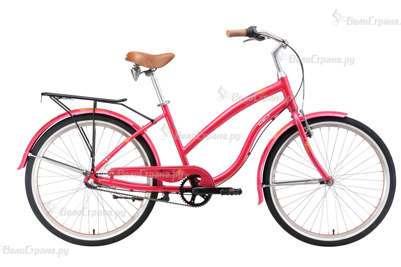 Велосипед Welt Queen Al 3 (2018)