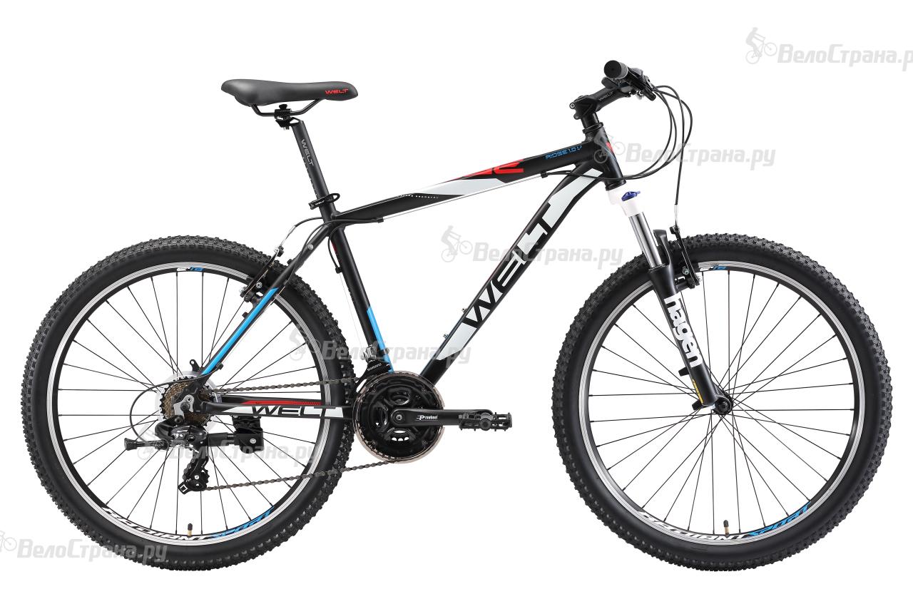 Велосипед Welt Ridge 1.0 V (2018) велосипед welt ridge 1 0 d 2018