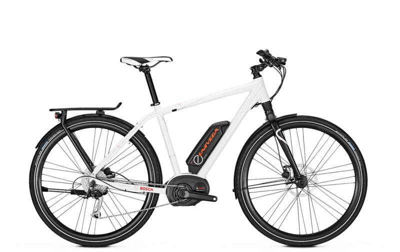 Купить Электровелосипед Univega Geo E 1.0 (2018)