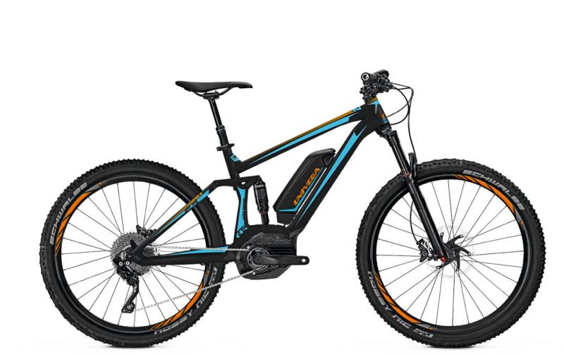 Купить Электровелосипед Univega Renegade B 3.0 (2018)