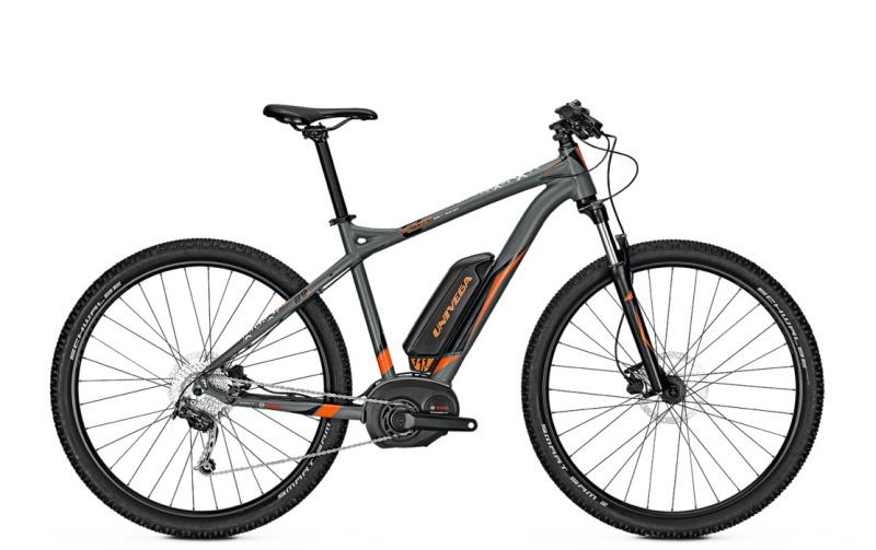 Купить Электровелосипед Univega Summit E Edition (2018)