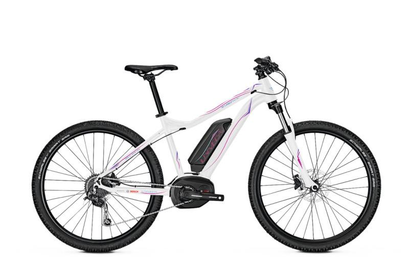 Купить Электровелосипед Univega Vision E 1.0 Sky (2018)