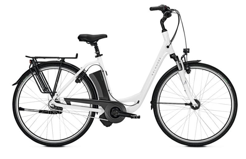 Купить Электровелосипед Kalkhoff Jubilee Advance 17R (2018)