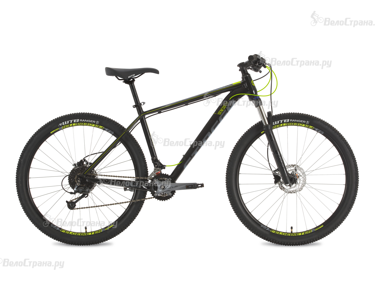 Велосипед Stinger Genesis Std 29 (2018) вилка apex forks zero std purple