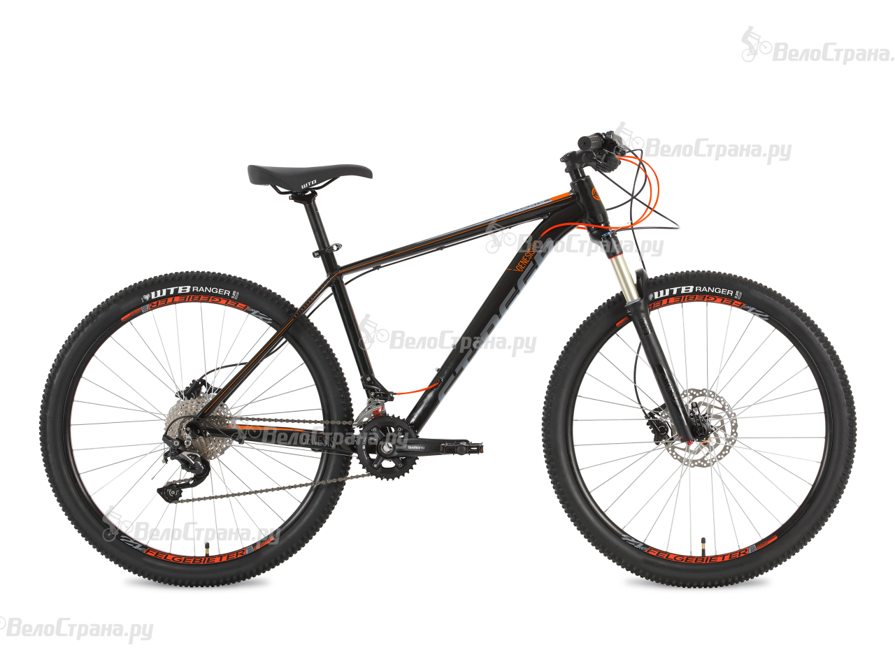 Велосипед Stinger Genesis Pro 27,5 (2018)