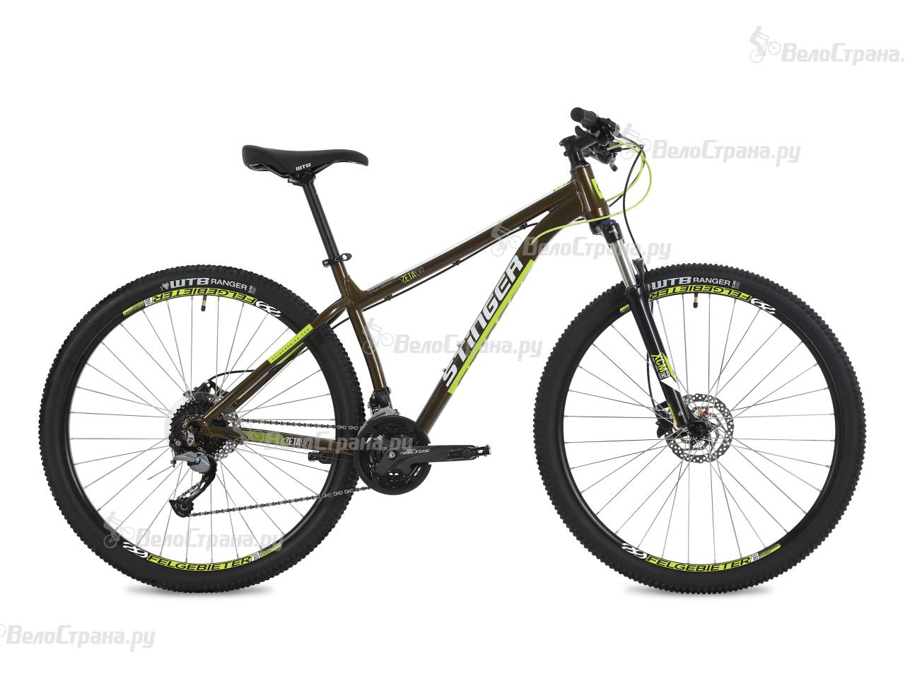 Велосипед Stinger Zeta Evo 29 (2018)