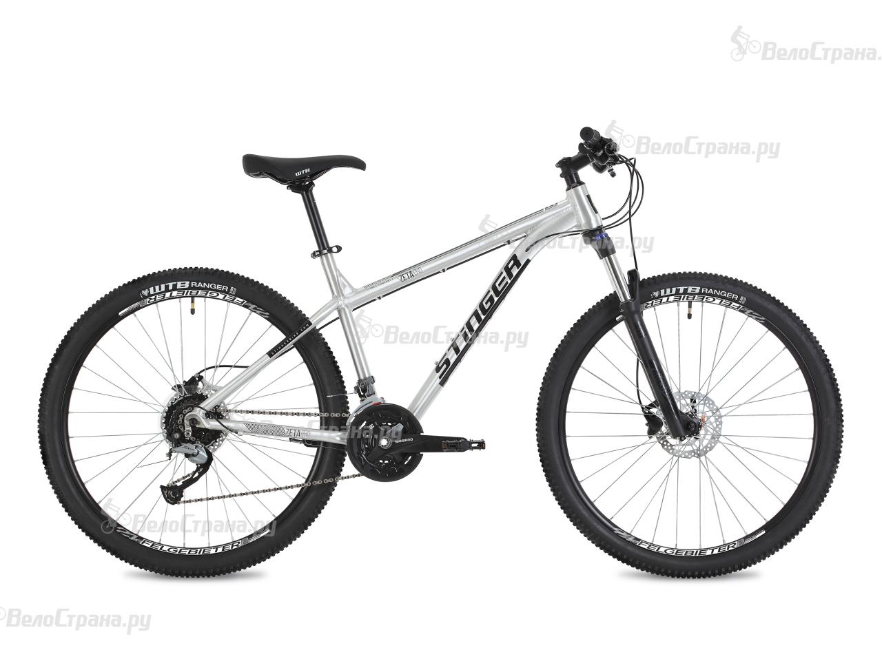 Велосипед Stinger Zeta Pro 27,5 (2018)