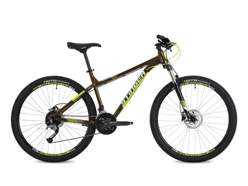 Купить Горный велосипед Stinger Zeta Evo 27,5 (2018)
