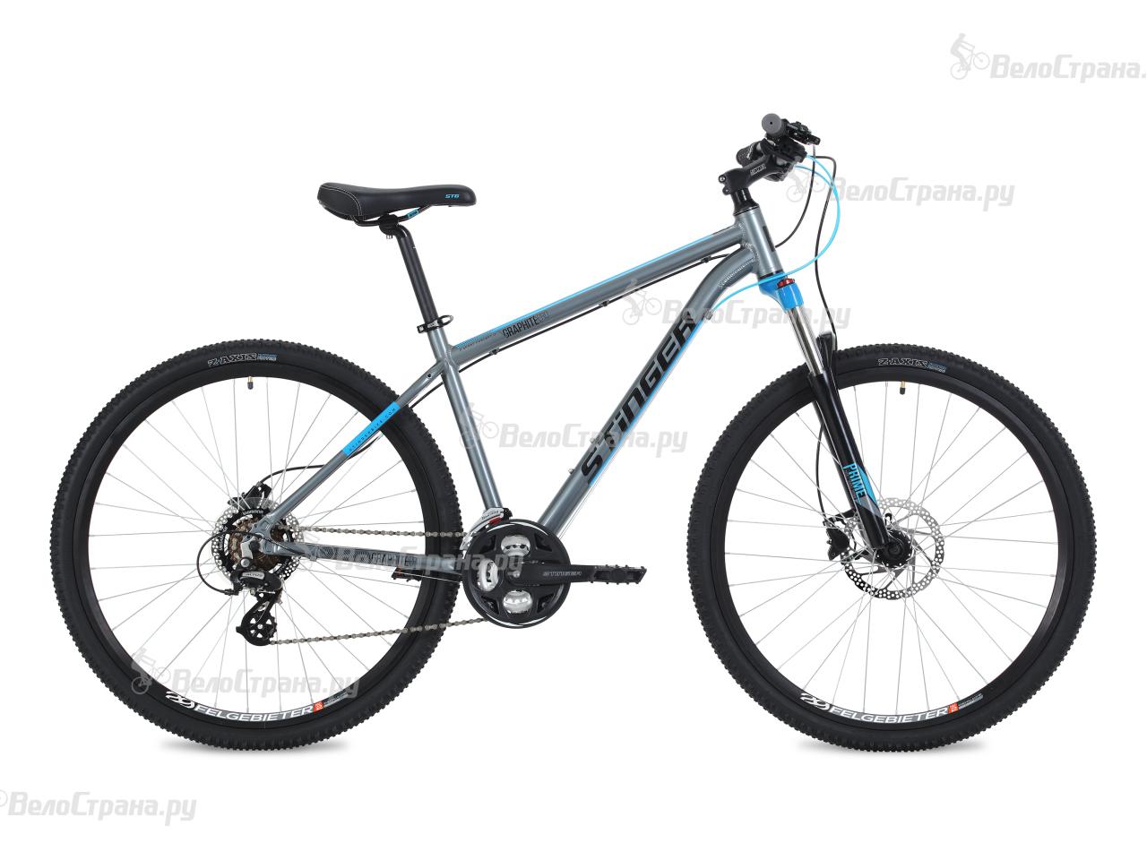 Велосипед Stinger Graphite Pro 29 (2018)