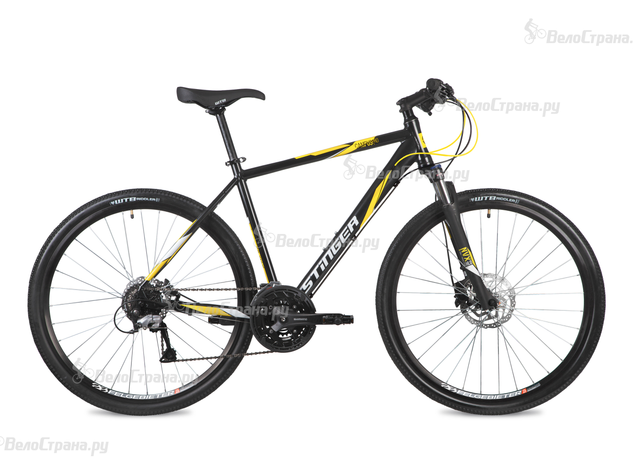 Велосипед Stinger Campus Pro (2018)