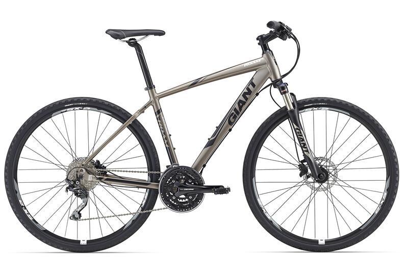 Купить Кроссовый велосипед Giant Roam 0 Disc (2016)