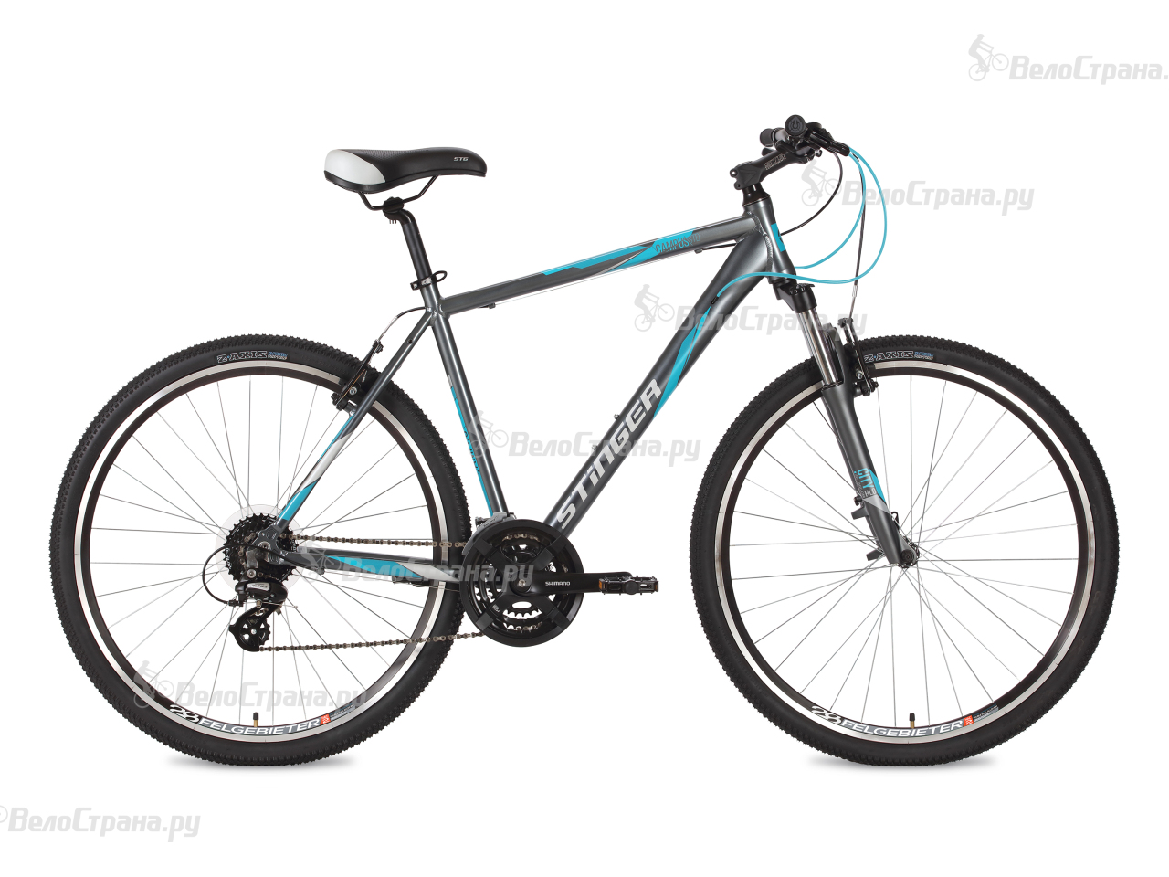 Велосипед Stinger Campus Std (2018) вилка apex forks zero std purple