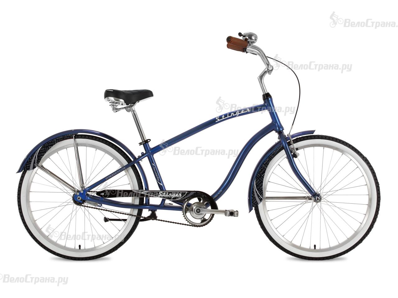 Велосипед Stinger Cruiser 26 (2018) велосипед stinger cruiser lady 26 2017