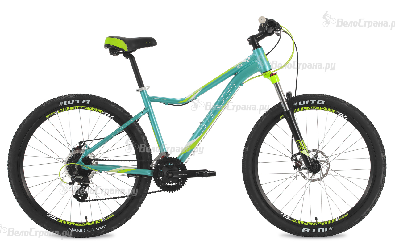 Велосипед Stinger Siena Std 27,5 (2018) вилка apex forks zero std purple